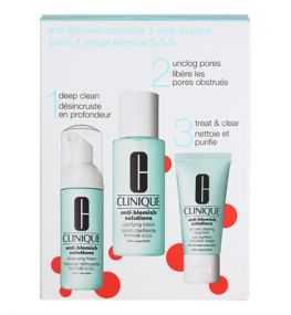 Clinique Anti-Blemish CLINIQUE 3 STEP SYSTEM